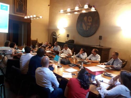 Meeting Florence September 2019