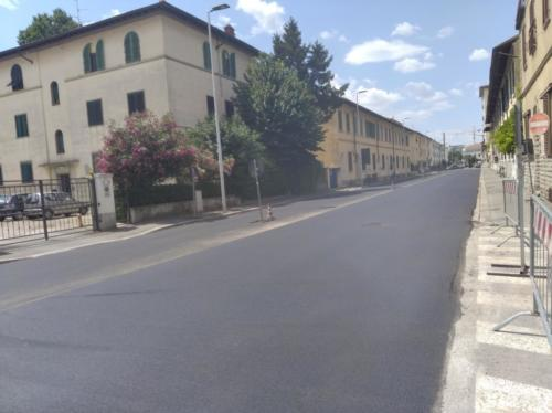 IMG 20210719 asfalto primo tratto